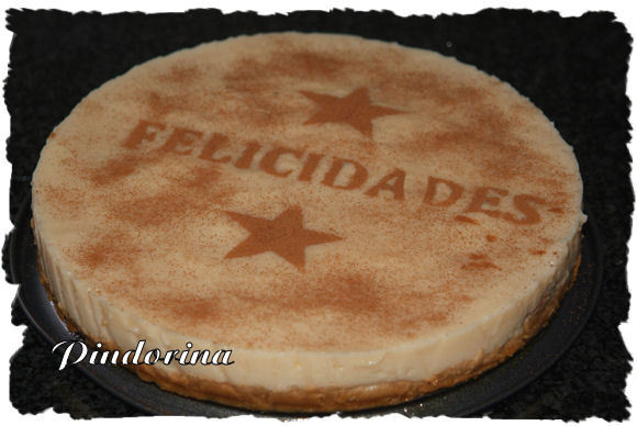 TARTA MOUSSE DE NATILLAS