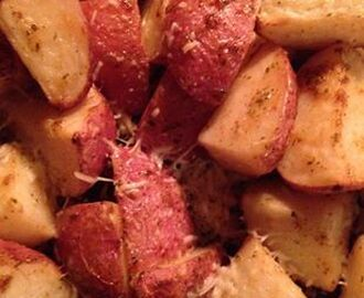 Roasted Ranch Red Potatoes
