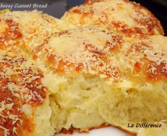 Easy Cheesy Gannet Bread