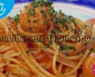 Spaghetti and Fish Balls
