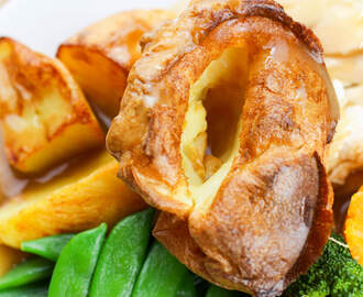 1.5 Syn Yorkshire Puddings | Slimming World