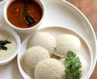 Barnyard Millet Idli | Diabetic Friendly Recipe