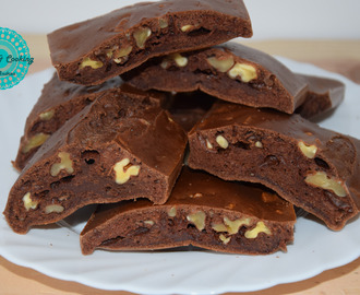 Brownie proteíco Fit