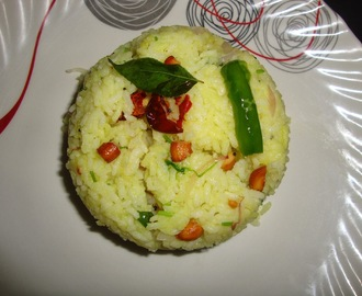 Lemon Rice | Variety Rice recipe