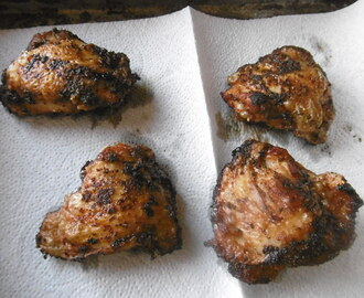 Madhouse recipe : BBQ Fried Chicken