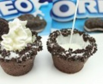 Oreo Cookie Shots (Cookie Becher zum Füllen)