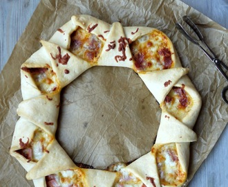 Pizza mal anders: Pizzaring