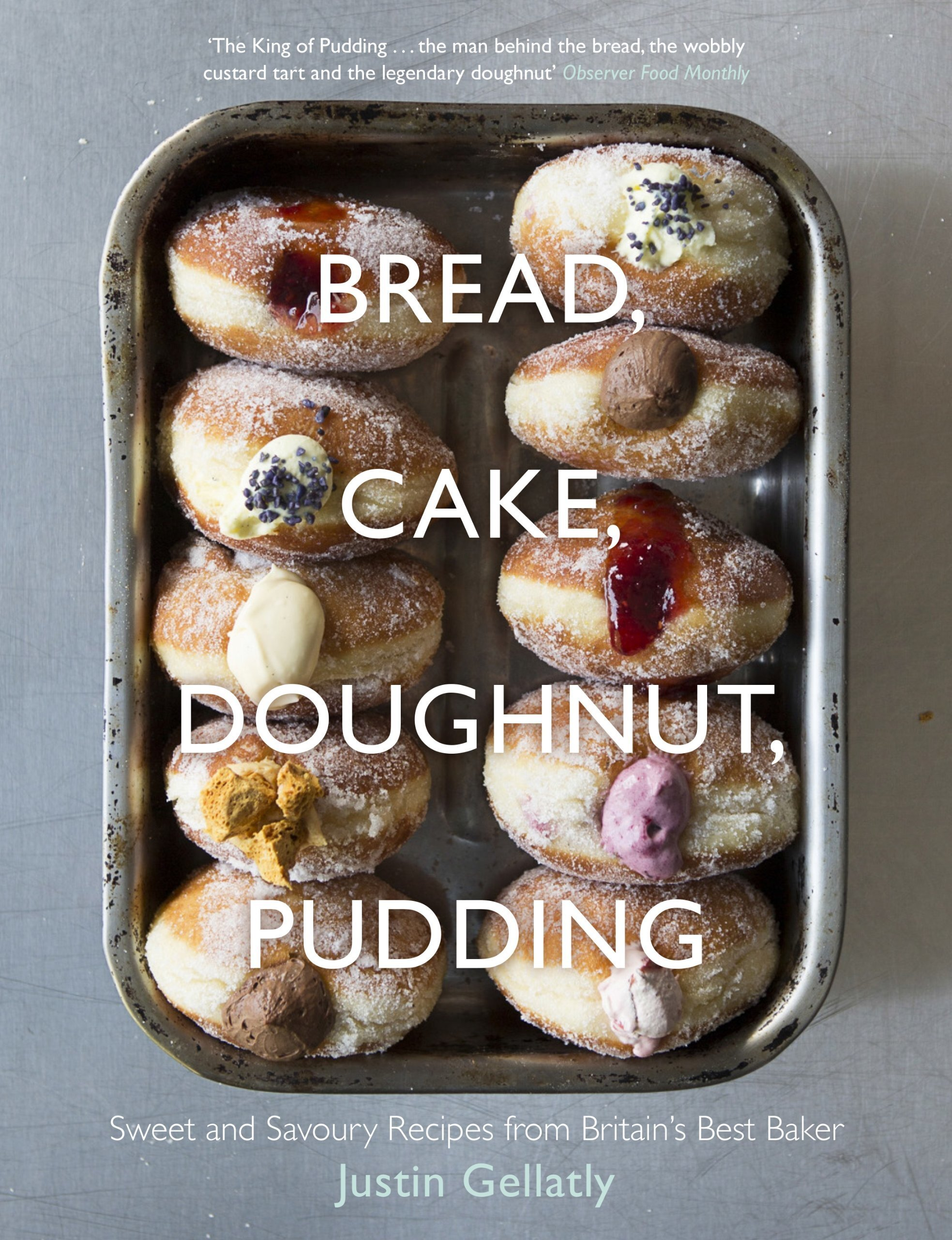 Ep6: Bread, Cake, Doughnut, Pudding by Justin Gellatly