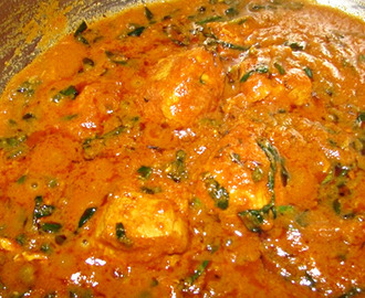 Methi Chicken Recipe - The Tasty Indian Non Veg Recipe