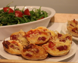 Sommer FastFood- Mini Pizza