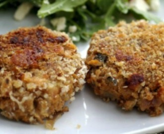 Salmon Cakes for #InaFriday