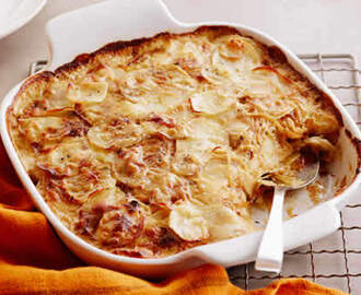 Gratin Dauphinois au thermomix – Recette facile