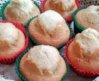 Magdalenas clásicas - Traditional Muffins