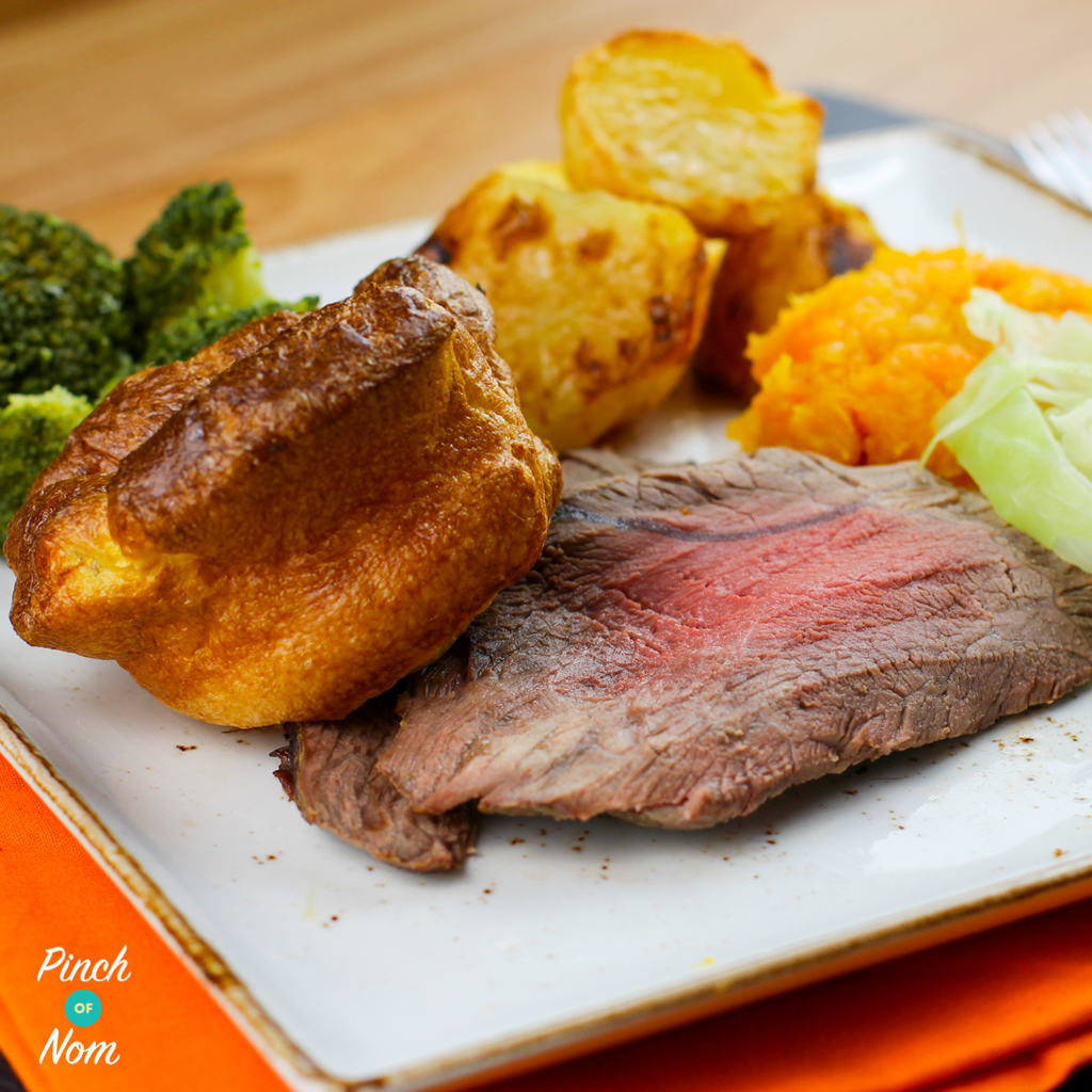 Syn Free Roast Beef and Gravy | Slimming World
