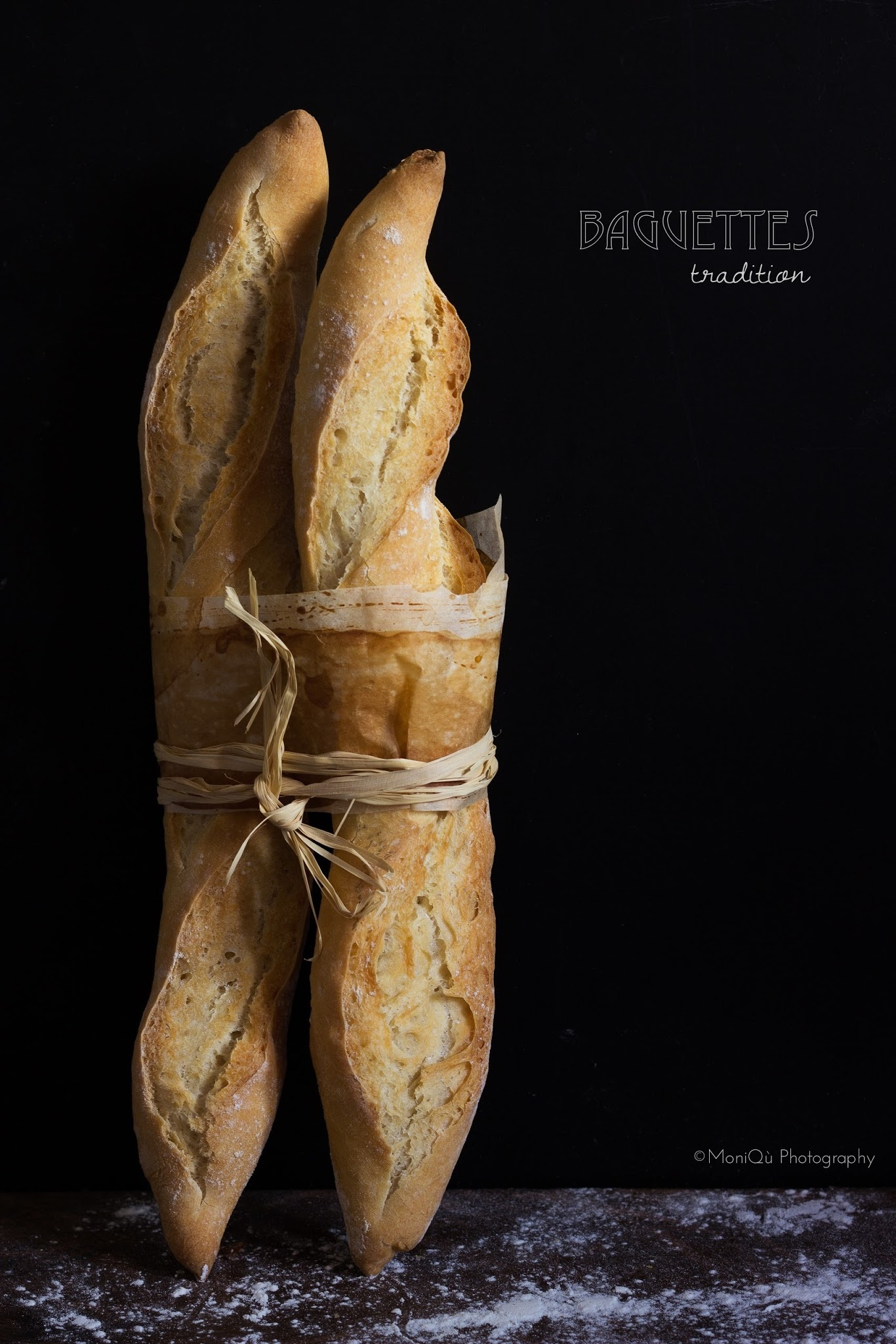 Baguettes tradition
