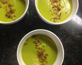 Just can't get it together and a wicked Vegan Rawish Asparagus Soup