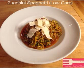 zucchini spaghetti low carb rezepte mytaste. Black Bedroom Furniture Sets. Home Design Ideas