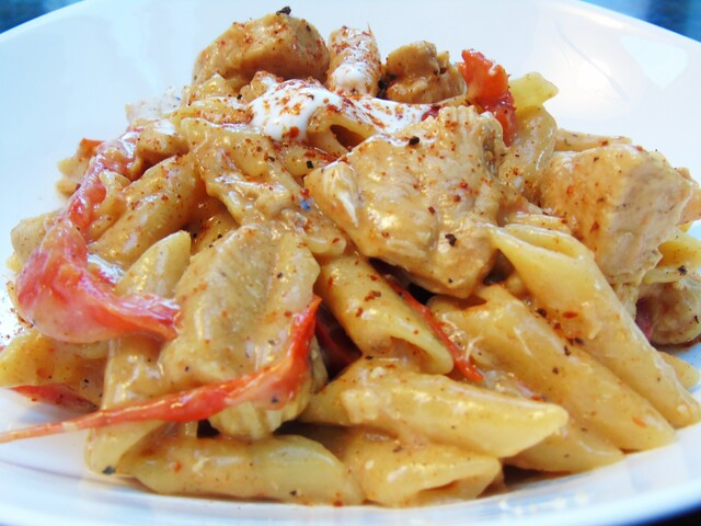 Syn Free One Pot Cajun Chicken Pasta | Slimming World