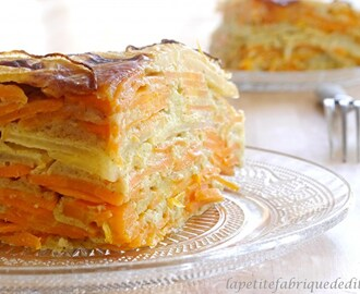 Carottes-navets : le cake invisible (sans gluten ni lactose)