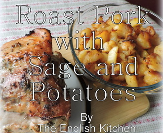 Roast Pork with Sage and Potatoes