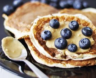 protein pancakes ohne pulver rezepte mytaste. Black Bedroom Furniture Sets. Home Design Ideas