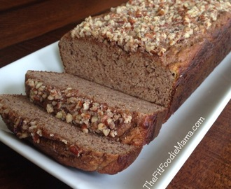 Cinnamon Coffee Cake Banana Bread