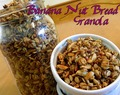 Banana Nut Bread Granola