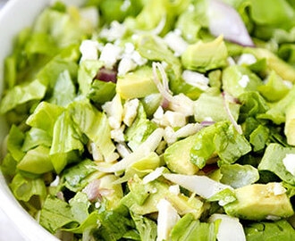 Chopped Salad With Avocado and Endive