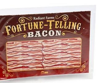 The Mystical Powers of Fortune Telling Bacon (And Bacon Toffee Cheesecake)