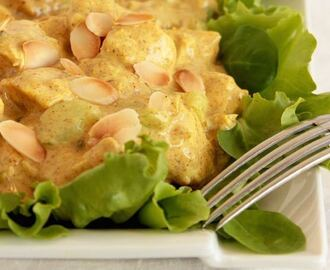 Proper Coronation Chicken