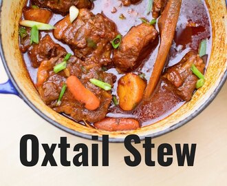 Oxtail stew (Video)