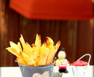 Baked French Fries - Baked Pommes