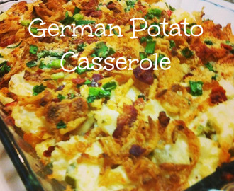 German Potato Casserole