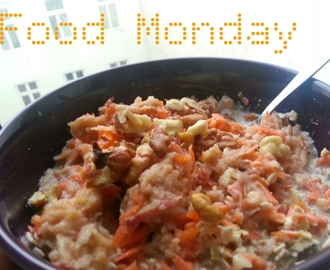 - Food Monday – Bircher Müsli