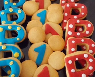 Galletas Mickey Mouse Fondant