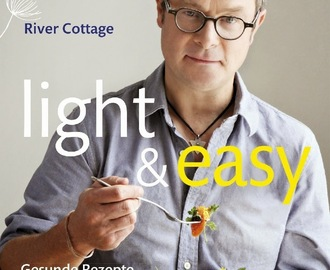 HUGH FEARNLEY-WHITTINGSTALL proudly presents: light & easy {REZENSION}