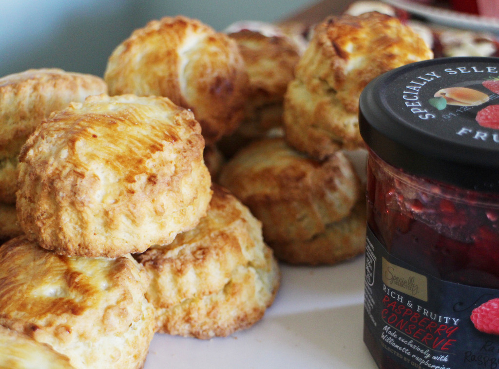 Recipe: Mum's Classic English Scones