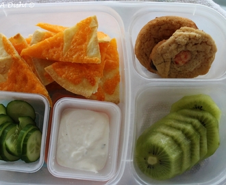 Kid's School Lunches