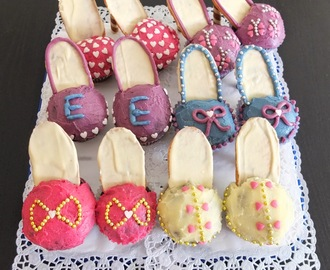 High Heel Cupcakes...these Pumps are made for eating!