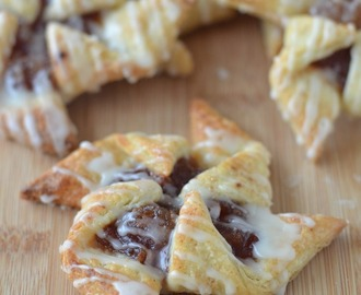 Maple, Apple & Cinnamon Pinwheel Pastries