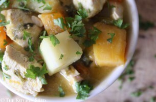 Clean Eating Chicken Stew