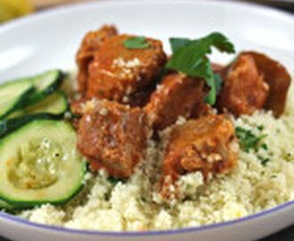 recipe: Smoky Citrus Pork Stew with Couscous