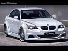 Widebodykit Bmw E60 Sedan
