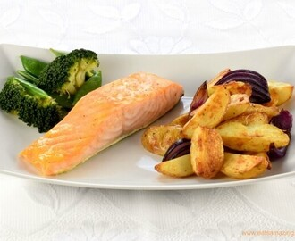Honey Mustard Salmon Fillets Recipe