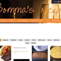 Bomma's recipes