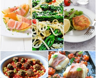 Italian Food & Recipes to enjoy this Summer