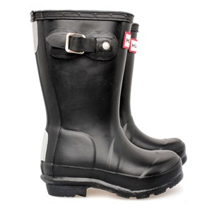Hunter Original Kids Black 29 (UK 11)