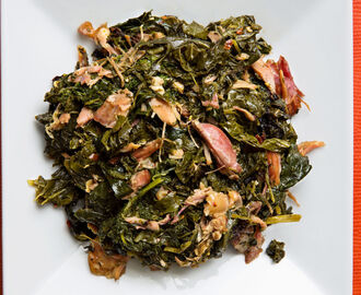 Collard Greens With Kale