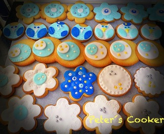 Cookies decoradas con Fondant