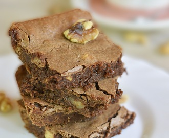 Brownie de chocolate INFALIBLE!!